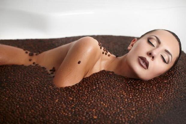 Скраб из кофе